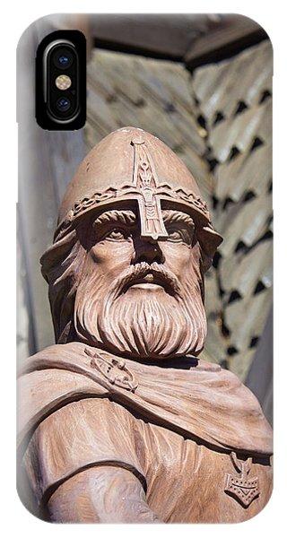 Viking At Epcot IPhone Case
