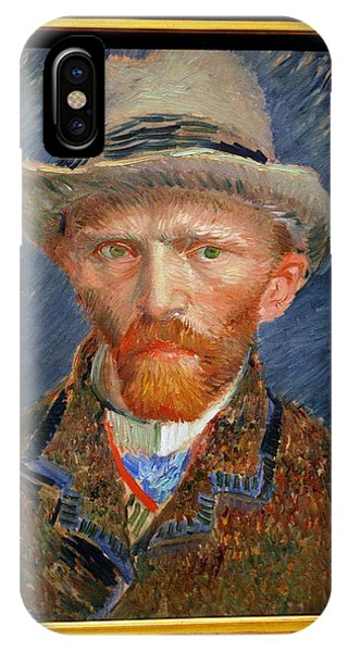 Vincent Van Gogh. Phone Case by Vincent Van Gogh