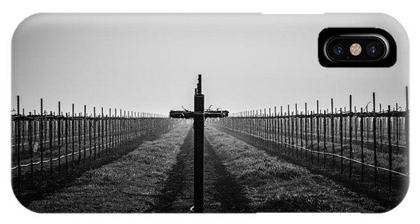 Vineyard Cross IPhone Case