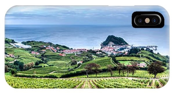 Vineyards By The Sea IPhone Case
