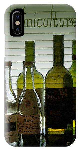 Viniculture  IPhone Case