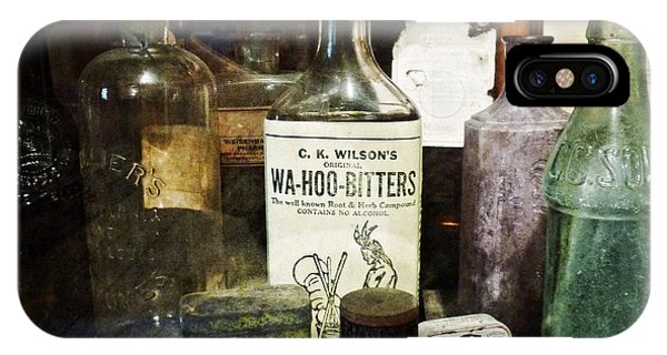 Vintage Apothecary IPhone Case