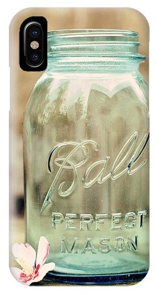 Vintage Ball Mason  IPhone Case