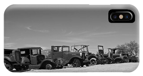 iPhone Case - Vintage Cars by Kelly Holm