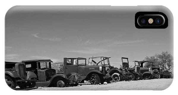 Vintage Cars IPhone Case