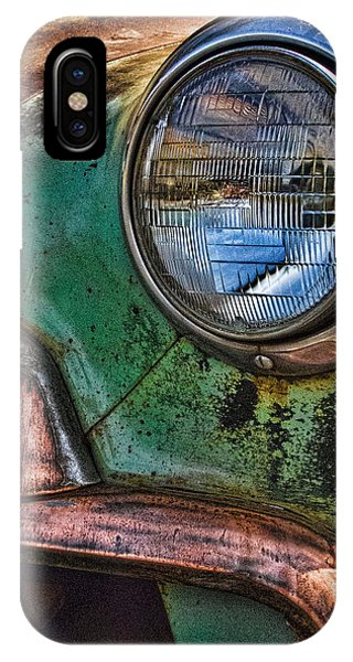 Vintage Chevy 3 IPhone Case