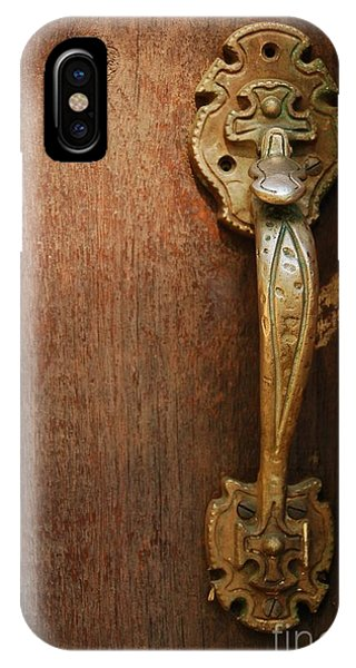 Vintage Door Handle IPhone Case
