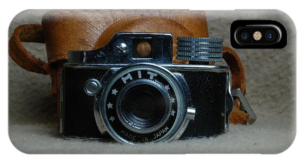 Vintage Hit Camera IPhone Case