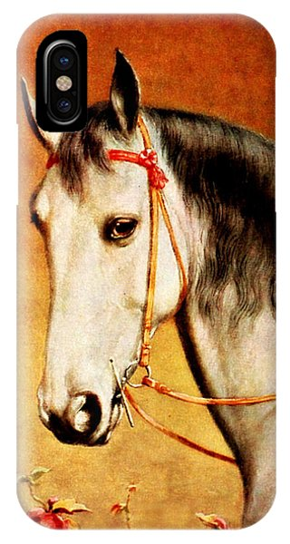 Vintage Horse IPhone Case