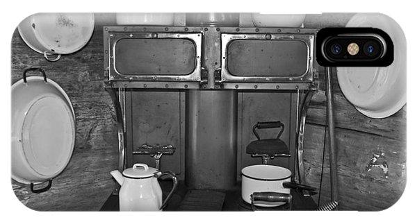 Vintage Kitchen And Wood Stove Phone Case by Valerie Garner
