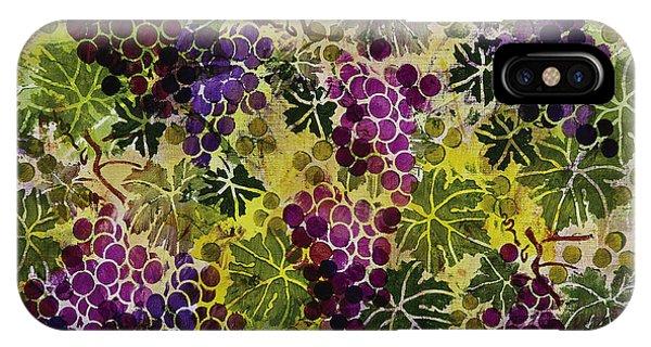 iPhone Case - Vintage Merlot by Julie Acquaviva Hayes