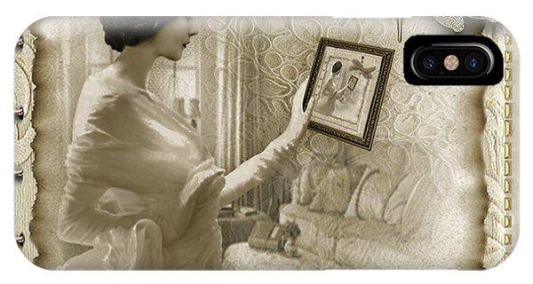 Vintage Vanity IPhone Case
