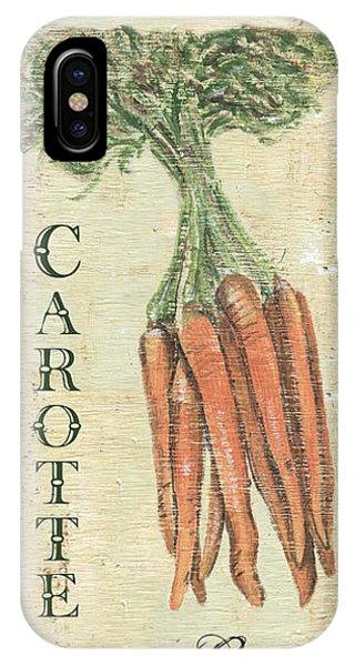 Vintage Vegetables 4 IPhone Case