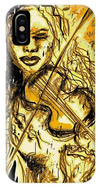 Violin Memory IPhone Case