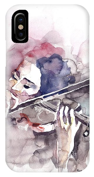 Violin Prelude IPhone Case