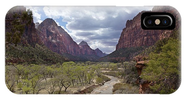 Virgin River Spring IPhone Case