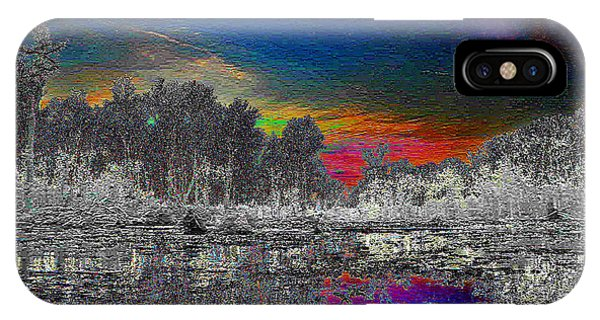 Virginia Landscape Art #1  IPhone Case