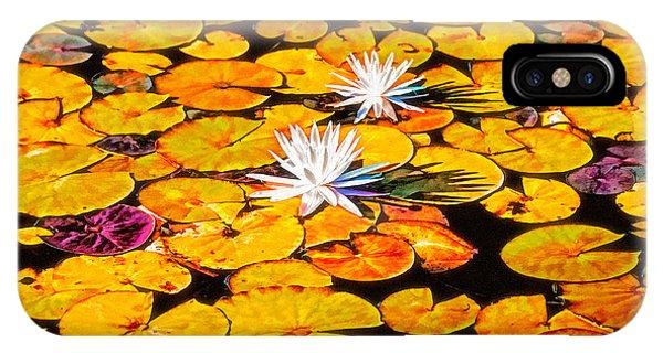 Virginia Lilies IPhone Case