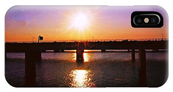 Virginia Sunset IPhone Case