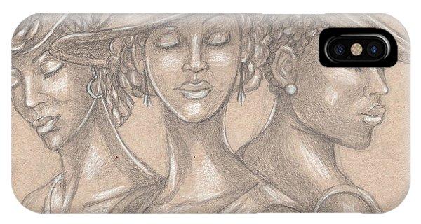 Virtuous Women IPhone Case