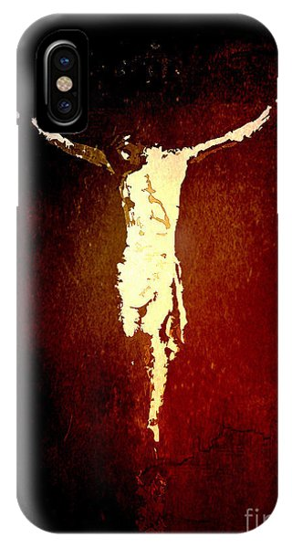 Vision Of Christ IPhone Case