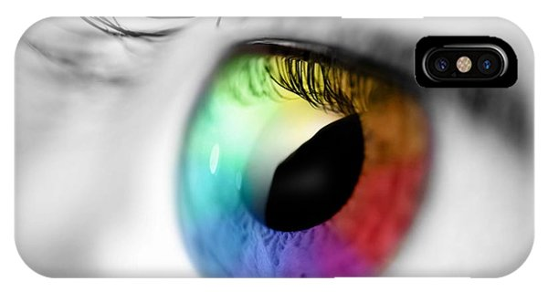 Vision Of Color IPhone Case