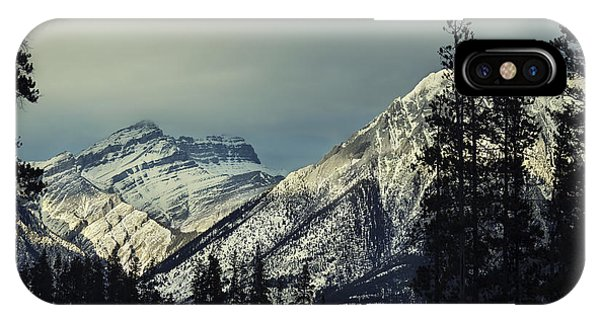 Banff iPhone Case - Visions Prelude by Evelina Kremsdorf