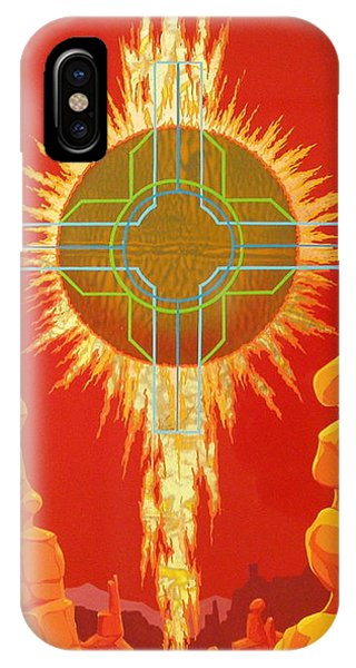 Visitation IPhone Case