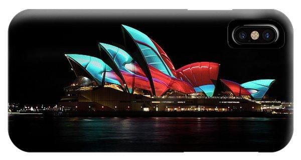 Australia iPhone Case - Vivid by C.s. Tjandra