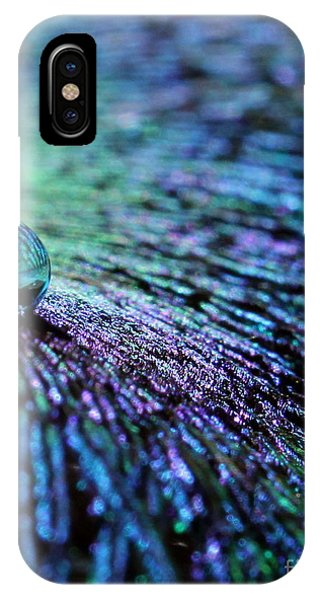 Peafowl iPhone Case - Vivid Peacock by Krissy Katsimbras