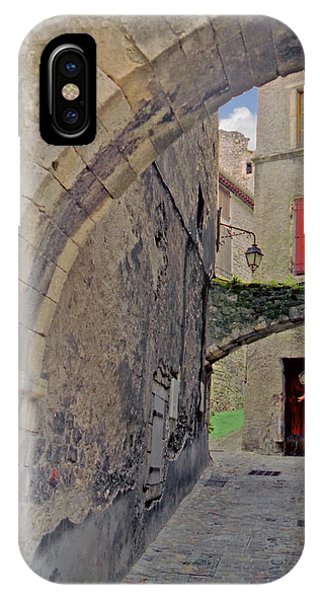 Viviers Alley IPhone Case