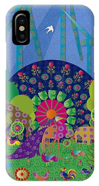 Vivimos En Armonia - Limited Edition 1 Of 20 IPhone Case