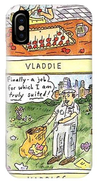 Vlad The Impaler's Descendants IPhone Case