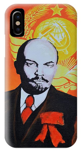 Vladimir Lenin IPhone Case