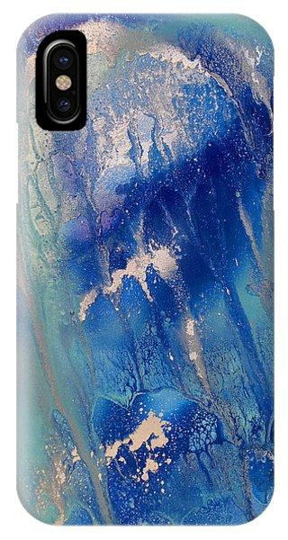 Voice Of The Ocean Diptych Part 1 IPhone Case