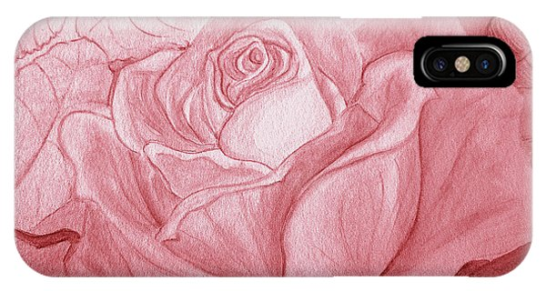 Voir La Vie En Rose IPhone Case