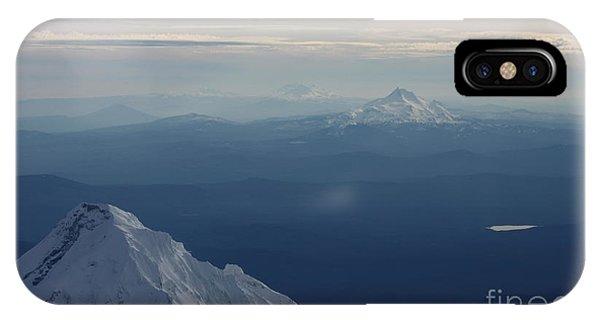 Volcanoes IPhone Case