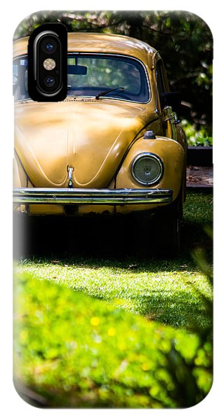 Volkswagen Beetle IPhone Case