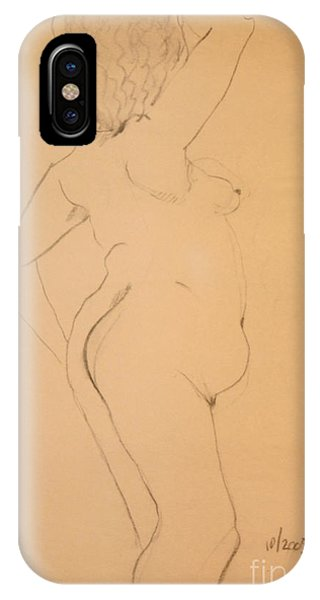 Voluptuous Nude IPhone Case