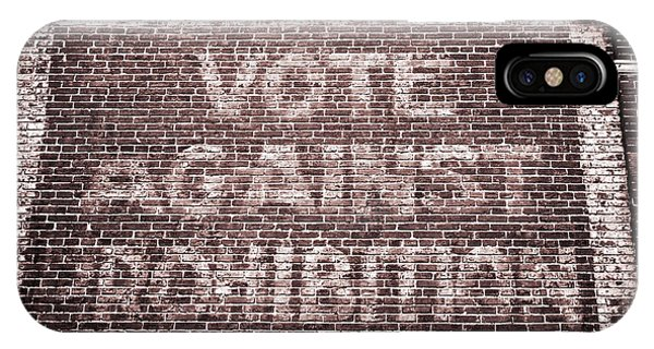 Vote Against Prohibition II Phone Case by John Rizzuto