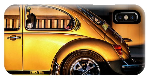 Vw Phone Case by Benny Pettersson