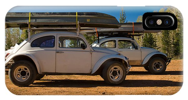 Vw Mountain Bugs IPhone Case