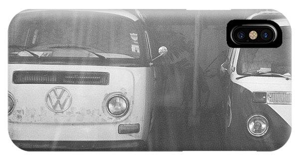 Volkswagen iPhone Case - Vw Rays #vw #volkswagen #vwcamper by Georgia Fowler