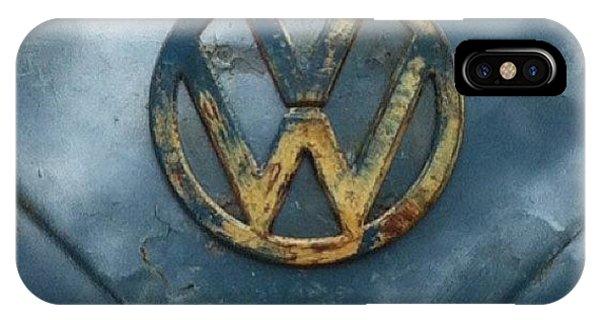 Vw Bus iPhone Case - #vw #vdub #vwbus #vwlove #vwcamper by Jimmy Lindsay