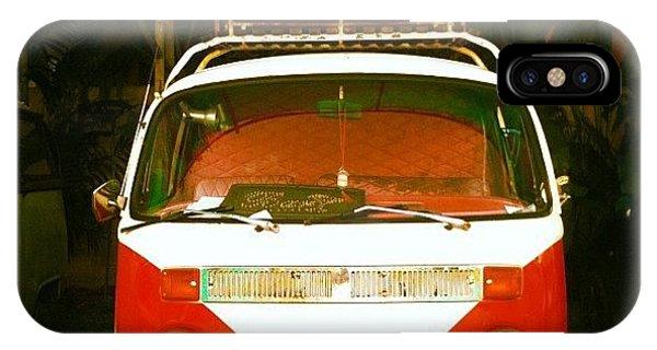 Volkswagen iPhone Case - #vw #vwcamper #vwbus #volkswagen #retro by Georgia Fowler