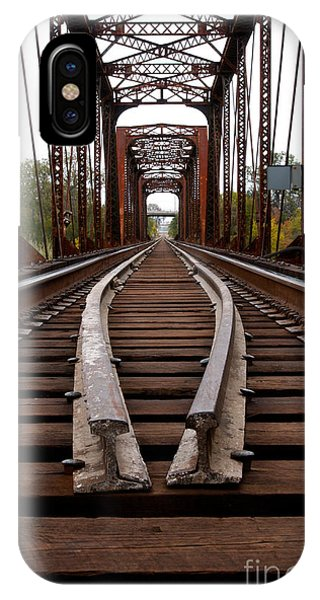Waco Tracks IPhone Case