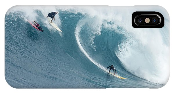Waimea Surfers IPhone Case