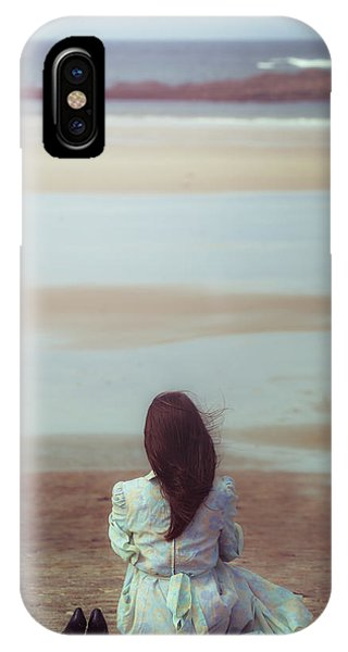 Tidal iPhone Case - Waiting For High Tide by Joana Kruse
