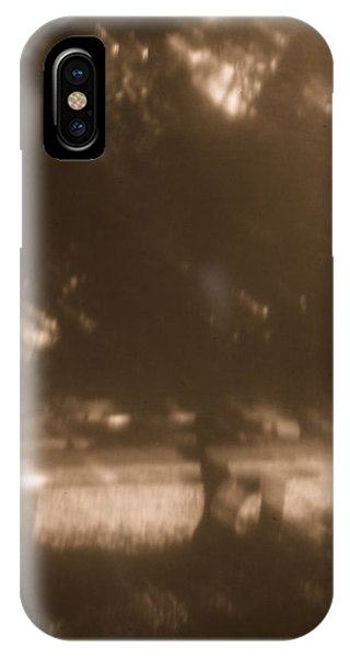 Waiting For Memories - North IPhone Case