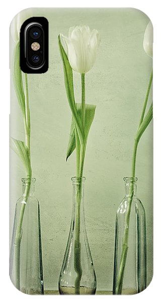 Wiese iPhone Case - Waiting For Spring by Steffen Gierok